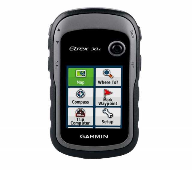 Продам Garmin eTrex 30x Россия