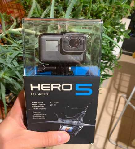 Продам Экшн-камера GoPro HERO5 Black Edition