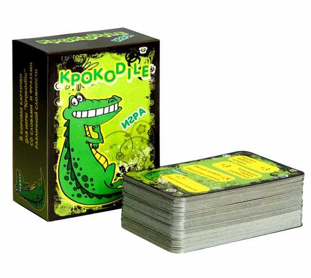 Продам Продаю игру крокодил