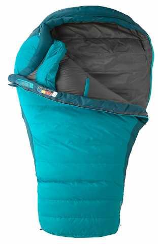 Продам пуховой спальный мешок Marmot Celestrum