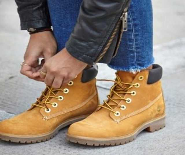 Продам Зимняя обувь. Ботинки Timberland