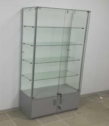 Продам Шкаф стеклянный