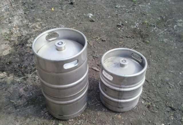Куплю: Кеги пивные 30 и 50 литров