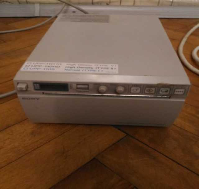 Продам Принтер Sony и датчики для аппаратов УЗИ