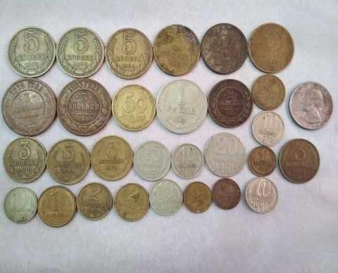 Продам: Монеты разных годов и дворов