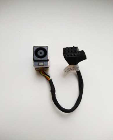 Продам: Разъем питания с кабелем для ноутбука HP