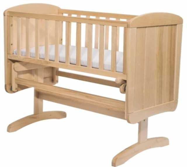 Продам Кроватка Mothercare от рождения до 6 мес