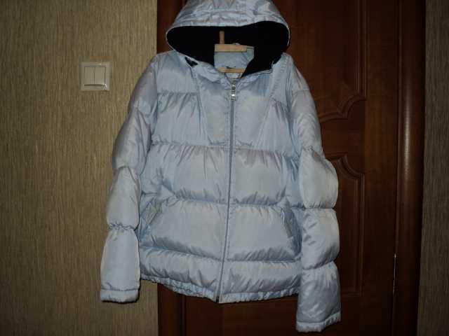 Продам Куртка-пуховик на 13-15 лет