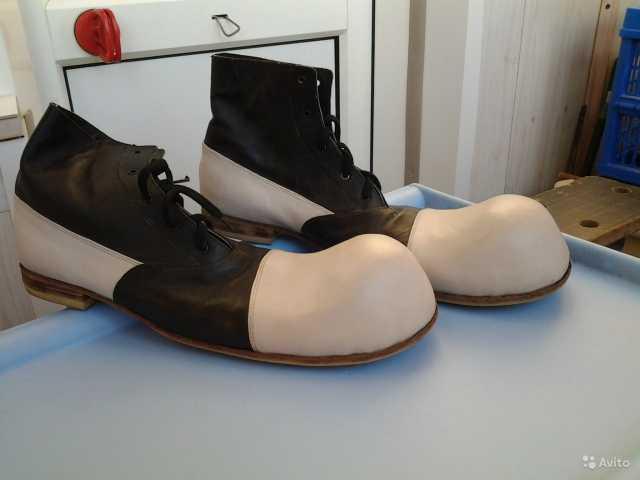 Продам Клоунские ботинки-профессиональные
