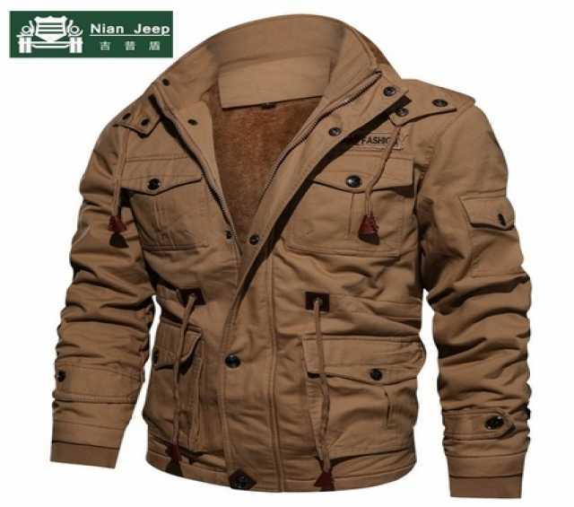 Продам зимняя Военная Толстая куртка для мужчин