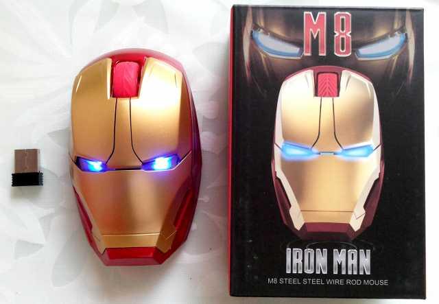 Продам компьютерная мышь Iron MAN