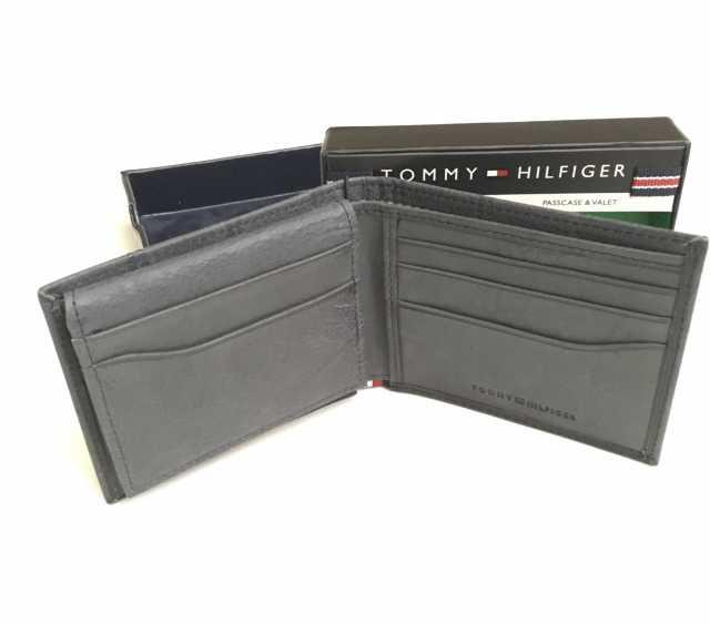 Продам Мужской кожаный кошелек Томми Хилфигер