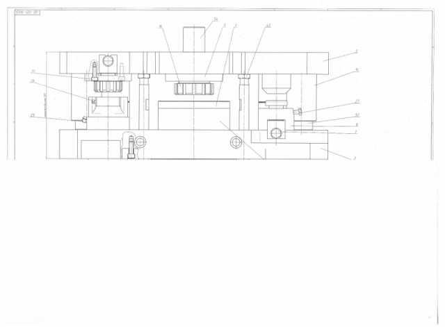 Предложение: Изготовление чертежей для штампов горяче