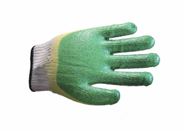 Продам Перчатки хб с латексным покрытием тёплые