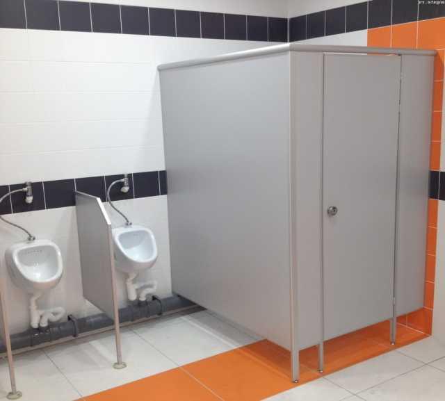 Предложение: душевые и туалетные перегородки