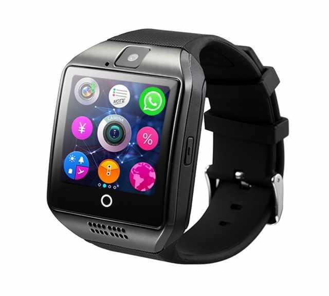 Продам: Смарт-часы lemfo Q18 с Bluetooth