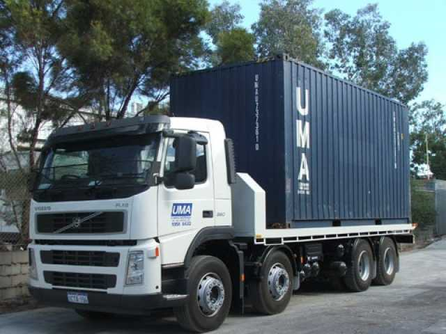 Предложение: Услуги, аренда, заказ контейнеровоза