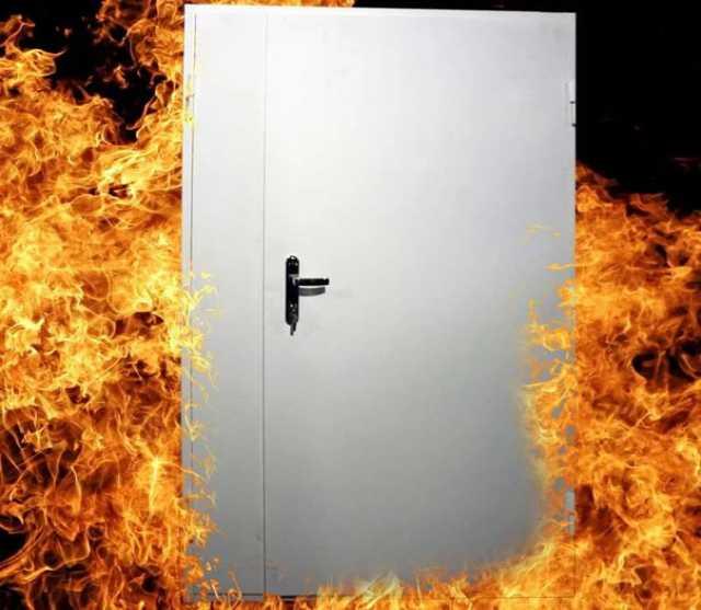Продам Противопожарная, cтальная Дверь