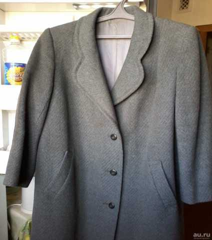 Продам: Пальто демисезонное р.52-54
