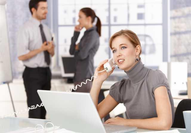 Вакансия: Персонал для работы на телефоне