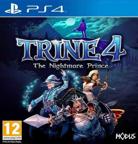 Продам Trine 4 The Nightmare Prince на PS4