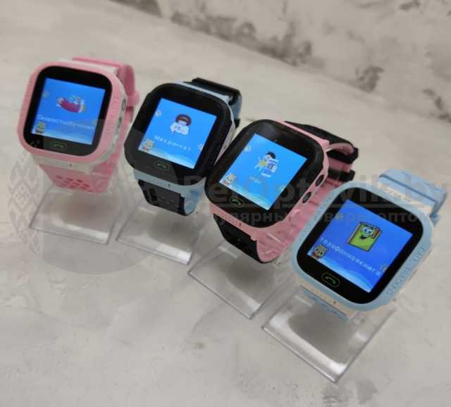 Продам: Детские смарт Часы телефон с gps