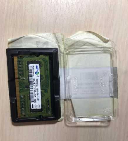 Продам Память для ноутбука DDR-3, 1Gb