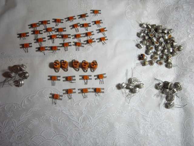Продам: Транзисторы кт807 КТ905 и другие