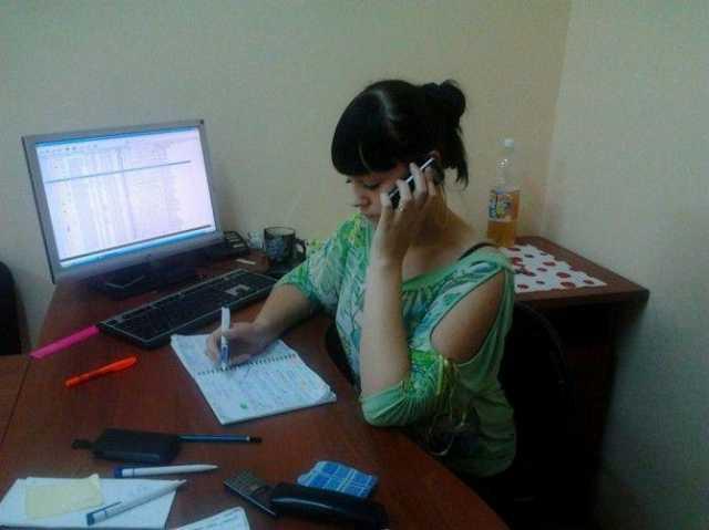 Вакансия: Диспетчер - распределитель заказов