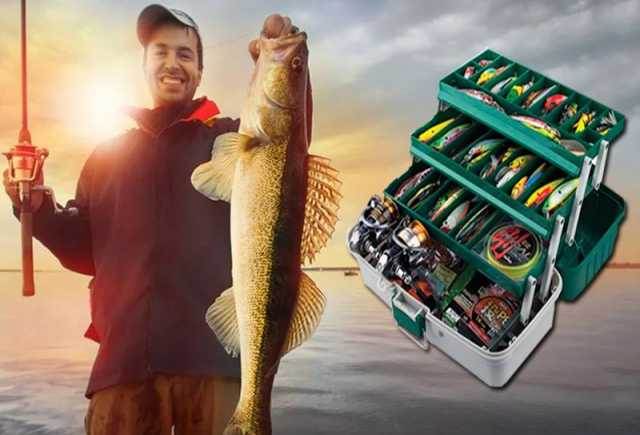 Продам: Набор рыболовных приманок Fish Expert