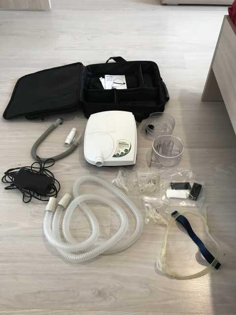 Продам Сипап-аппарат для лечения апноэ