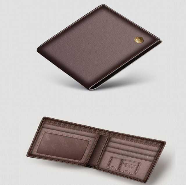 Продам: Кожаный кошелек Мужской (новый)