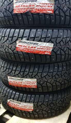 Продам шипованные шины Bridgestone