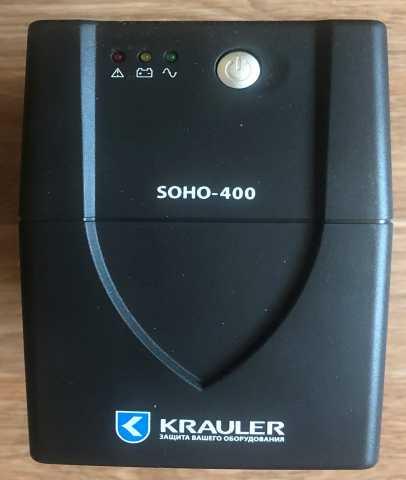 Продам Krauler SOHO-400 ИБП. Доставка
