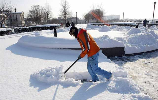 Предложение: Уборка снега и наледи