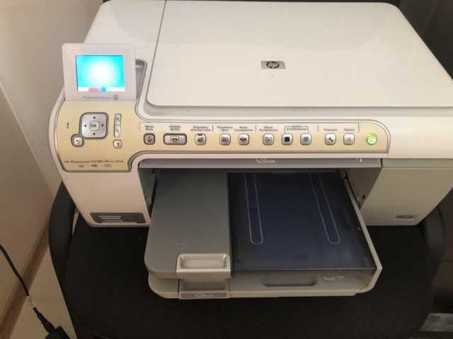 Продам МФУ HP Photosmart C5283