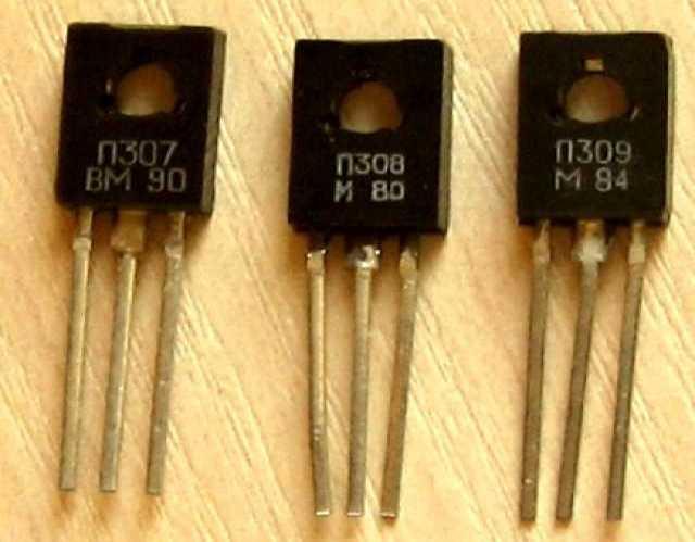 Продам: Транзисторы П308М пластик опт/розница
