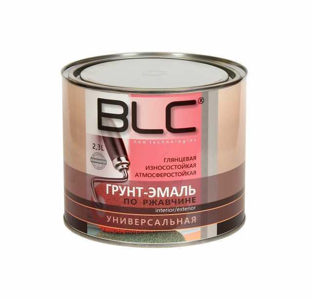 """Продам Грунт-Эмаль АУ-1356 """"BLC"""" 1, 9кг синий"""