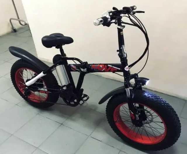 Продам: Электровелосипед. Всесезо́нный