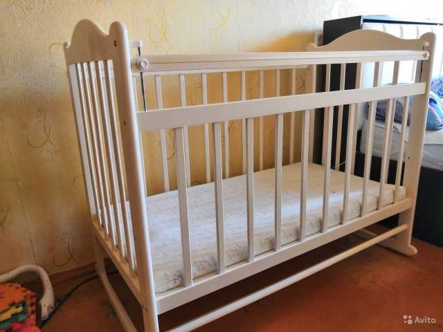 Продам: Кроватка детская