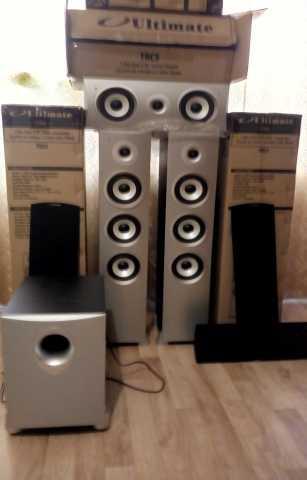Продам: Продам акустику Ultimate Stage