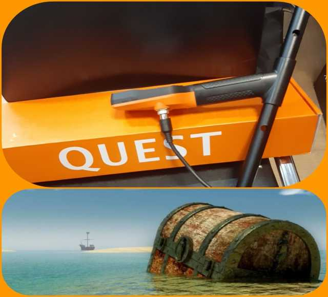 Продам Металлоискатель Quest X10