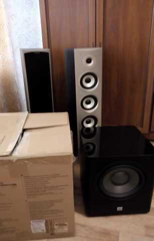 Продам: Продам сабвуфер JBL 250p/230