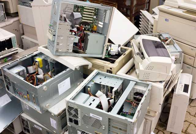 Куплю: Утилизация компьютерной и бытовой техник