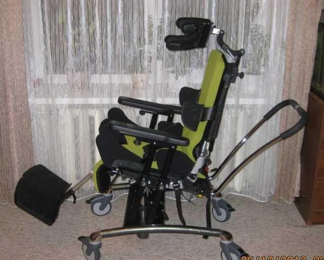 Продам Кресло-коляска для ДЦП X-panda размер 4