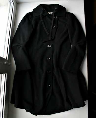 Продам Чёрное пальто женское