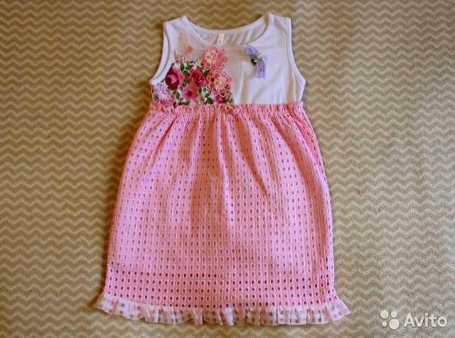 Продам Нарядное летнее платье, размер 92-98