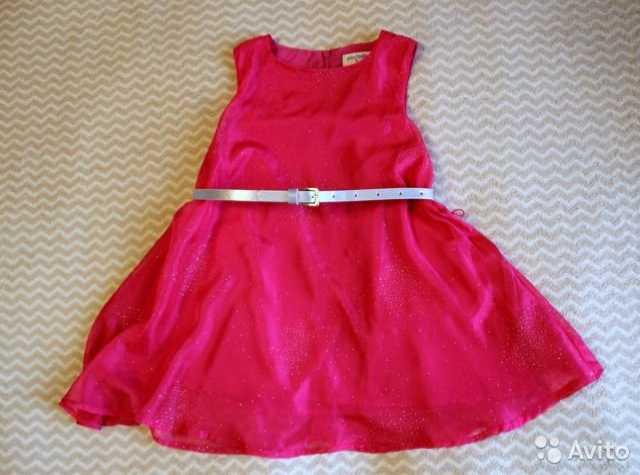 Продам: Нарядное платье из шифона на 2-3 года