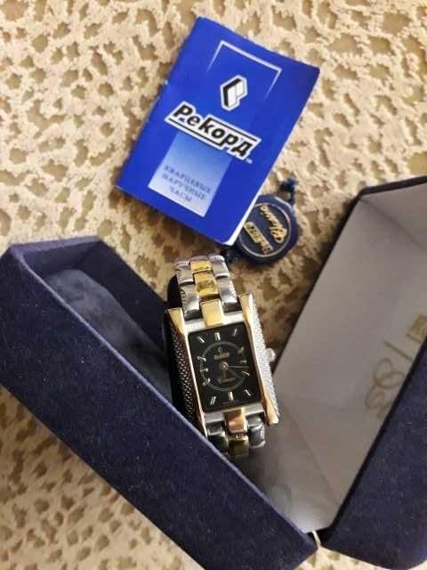 Продам Продам новые кварцевые наручные часы