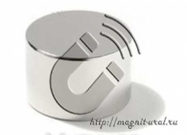 Продам Неодимовый магнит 60х30 мм (диск)